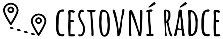 Cestovní rádce logo černý